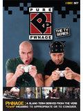 PURE PWNAGE™ TV SERIES DVD