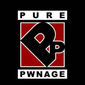 PURE PWNAGE LOGO T-SHIRT