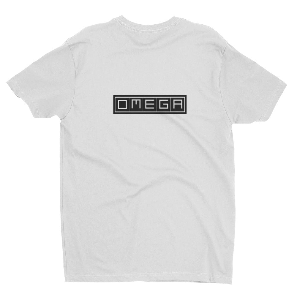 TRE Alpha/Omega Short Sleeve T-shirt - The Ripped Effect