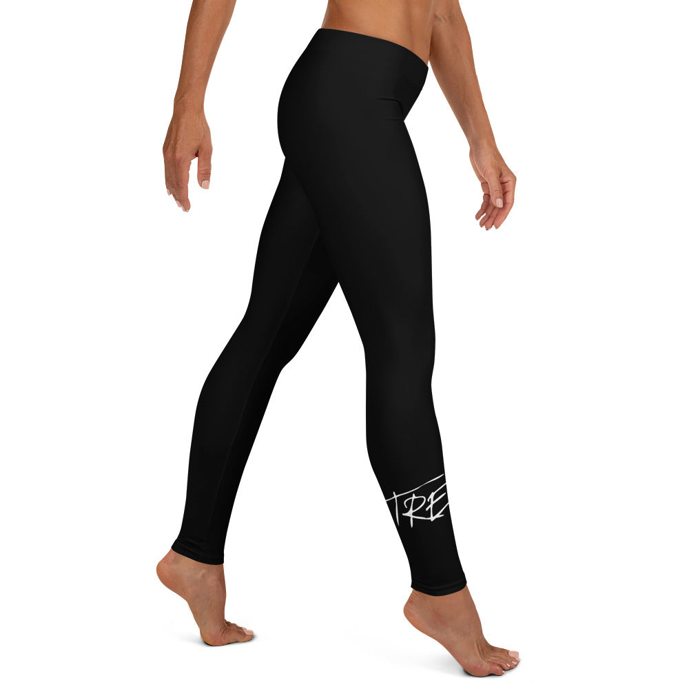 Accept, Change, Transform Leggings - The Ripped Effect
