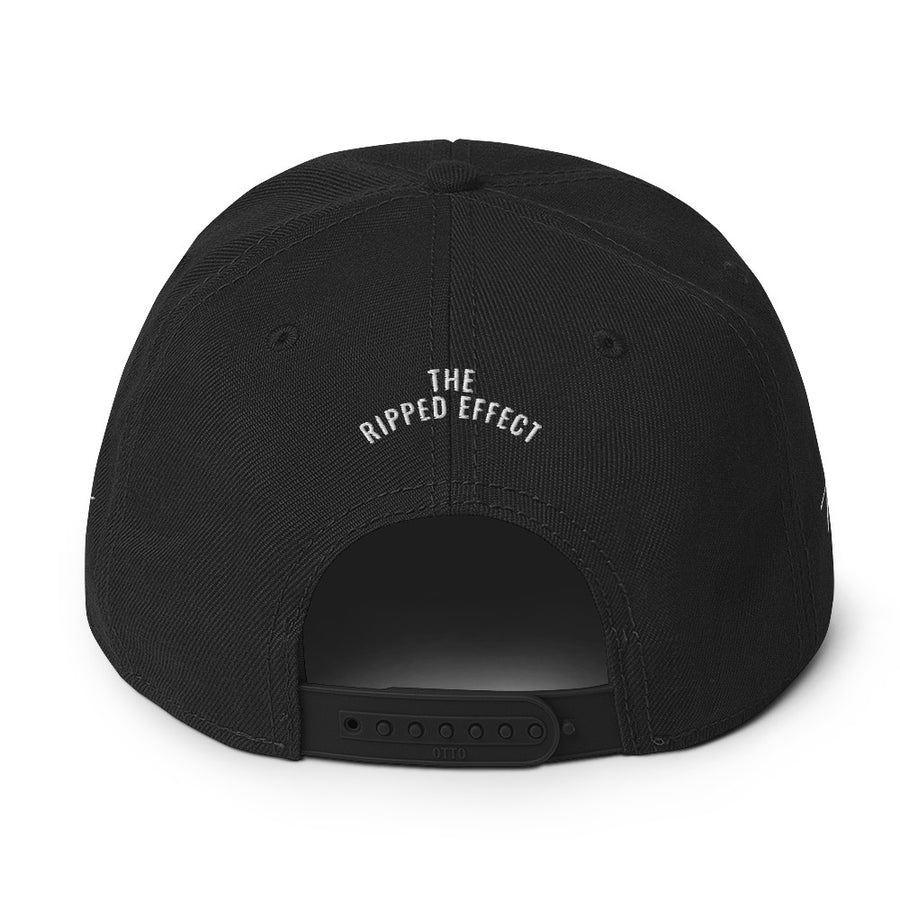 Diet Discipline Dumbbells Snapback Hat - The Ripped Effect