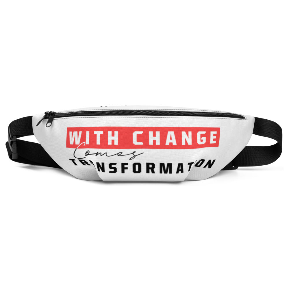 Change and Transformation Cross Body | Waist Bag - The Ripped Effect