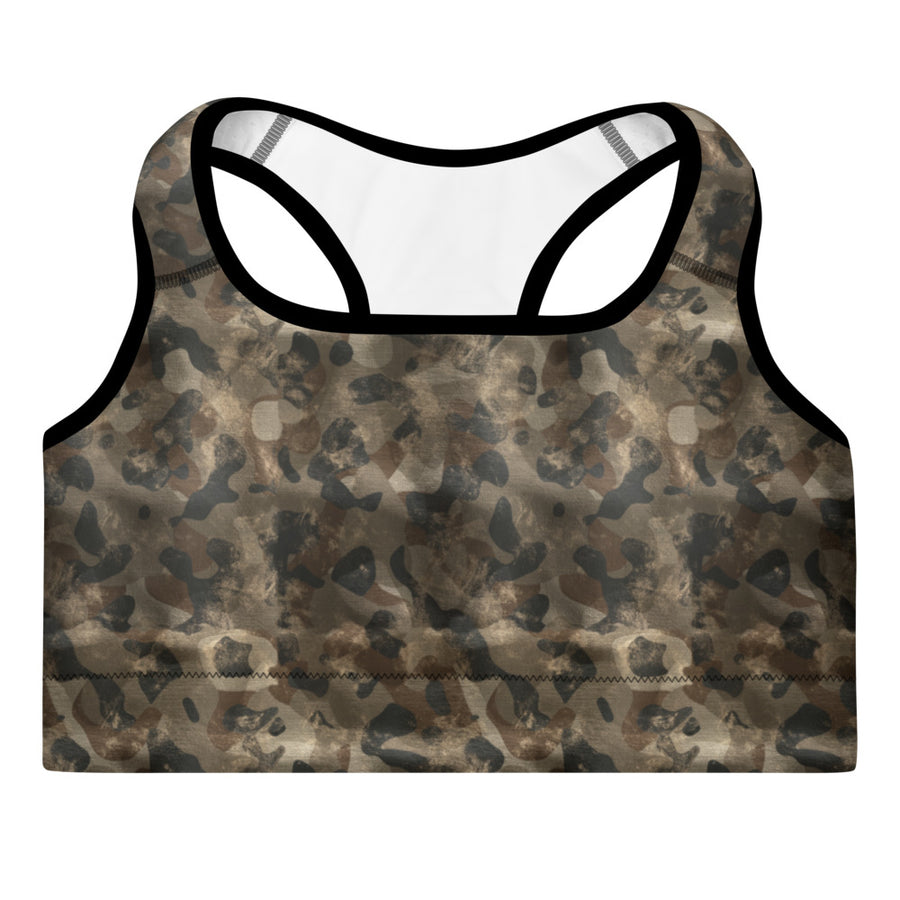 CAMOFLOSSING | DESERT CAMO WITH SAND & ABRASIONS - The Ripped Effect