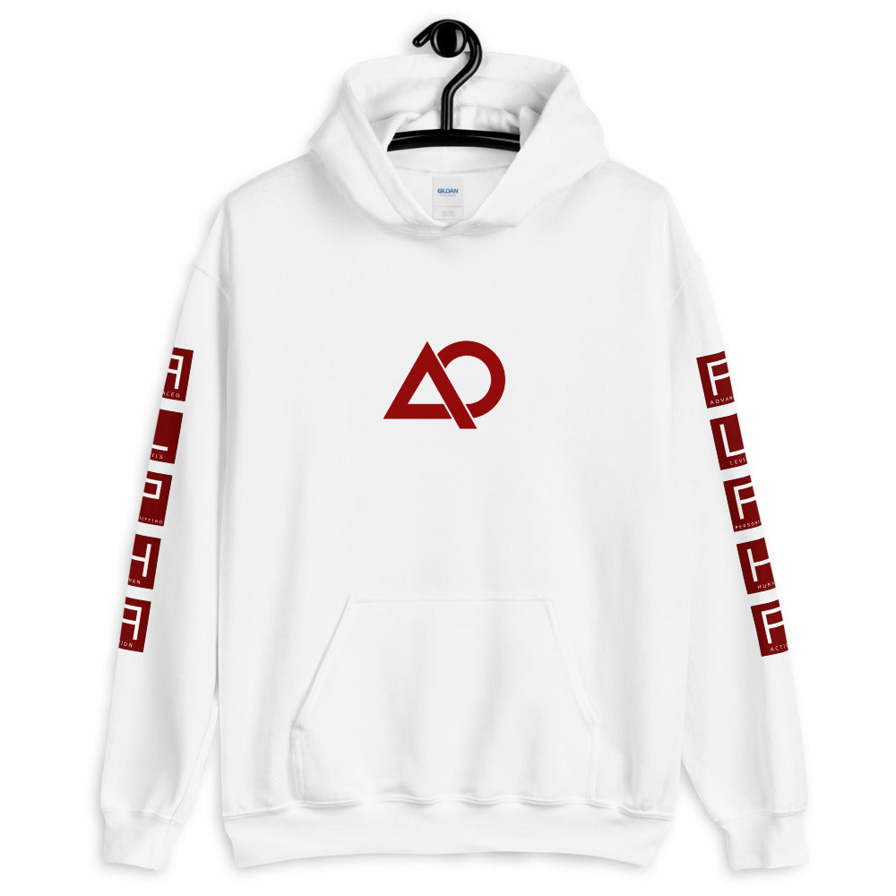 ALPHA | AO Hoodie - The Ripped Effect