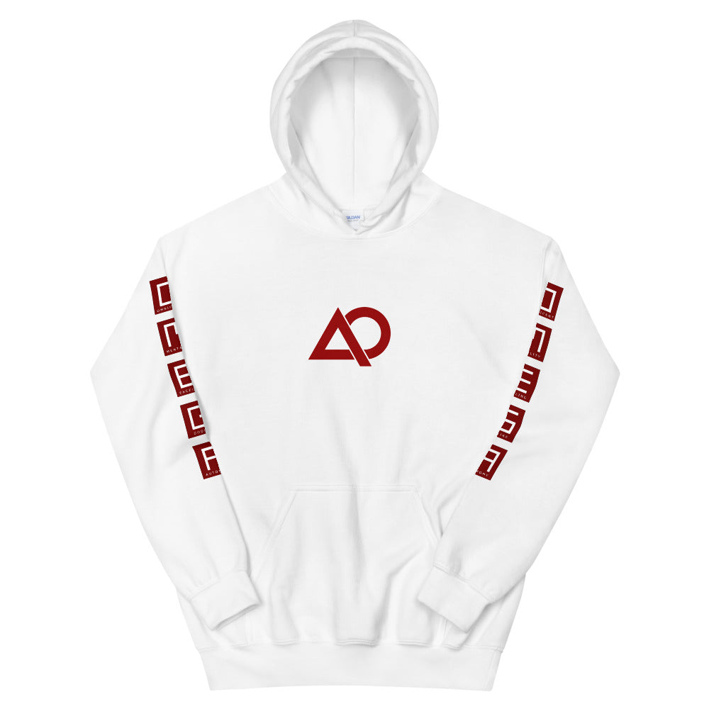 OMEGA | AO Hoodie - The Ripped Effect