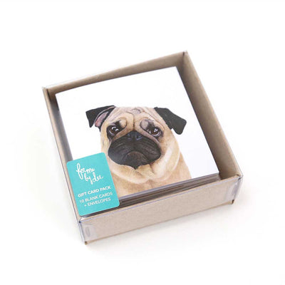 Backyard Mini Greeting Card Box Set - For Me By Dee
