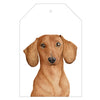 Duke the Dachshund Gift Tag Pack - For Me By Dee