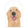 Sid the Golden Retriever Gift Tag Pack - For Me By Dee
