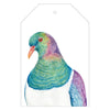 Kiri the Kereru Gift Tag Pack - For Me By Dee