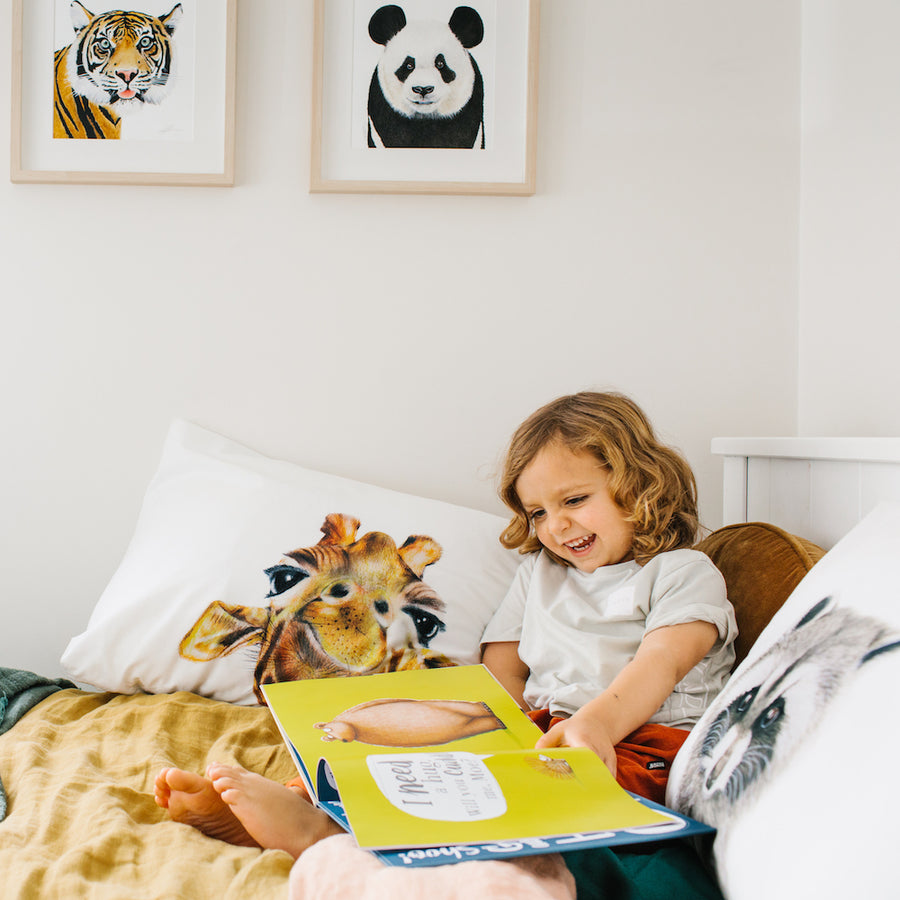 Pongo the Panda Print - For Me By Dee