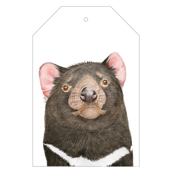 Desmond the Tasmanian Devil Gift Tags - For Me By Dee