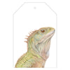 Triton the Tuatara Gift Tag Pack - For Me By Dee