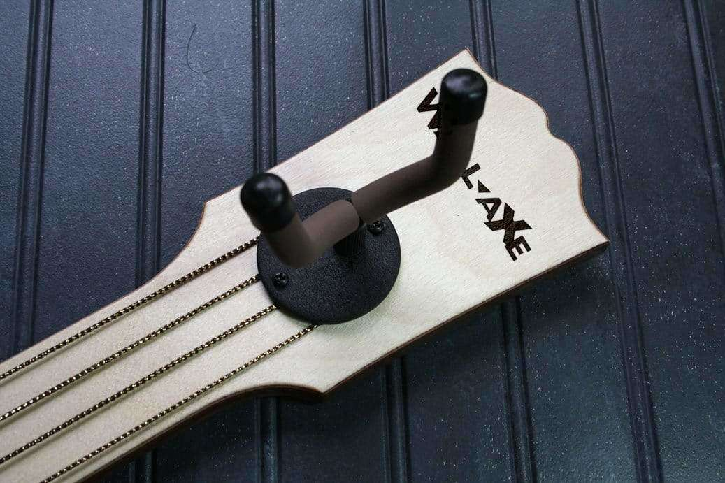 eRock Guitar Hanger (CSS Birch Ply)-Wall-Axe Guitar Hangers