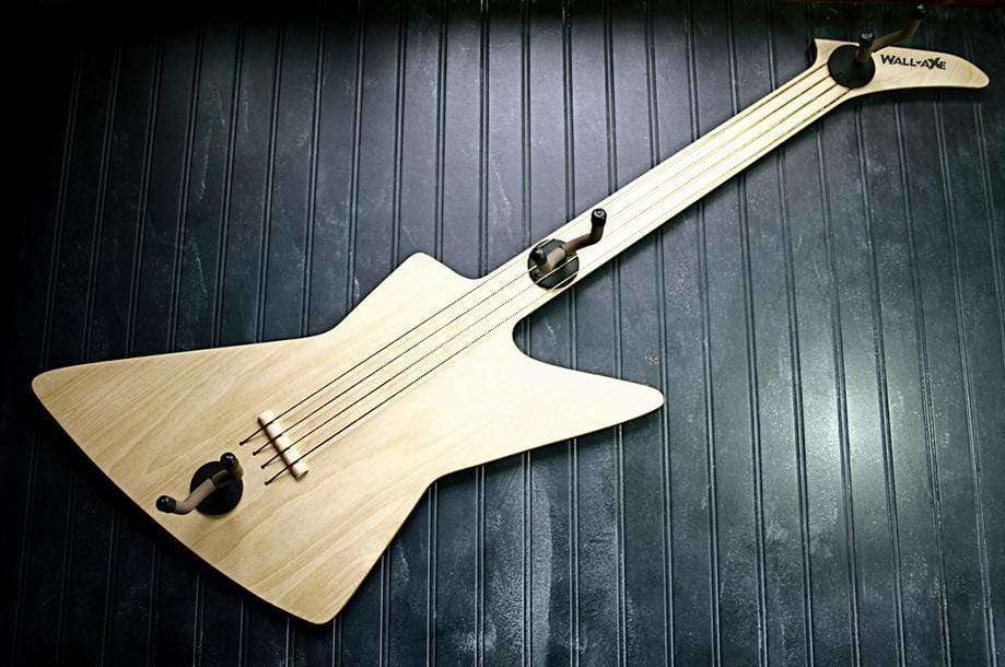 McFly Guitar Hanger (CSS Birch Ply)-Wall-Axe Guitar Hangers