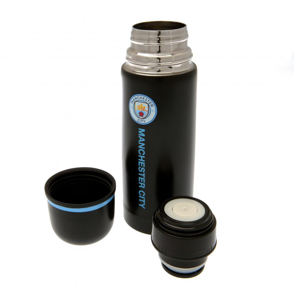 Manchester City FC Thermal Flask BK - Football Centrum