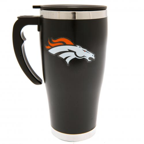 Denver Broncos Executive Travel Mug - Football Centrum