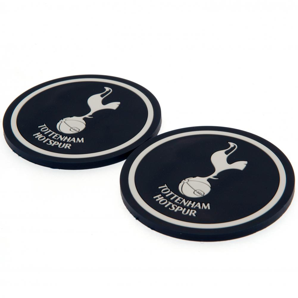 Tottenham Hotspur FC 2pk Coaster Set - Football Centrum