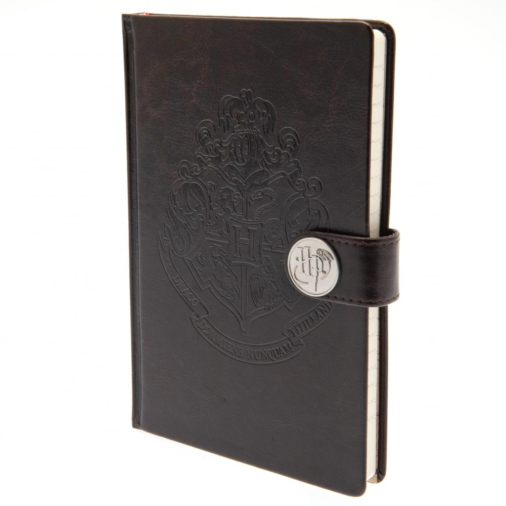 Harry Potter Premium Notebook Hogwarts - Football Centrum