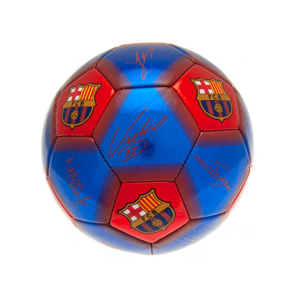 FC Barcelona Skill Ball Signature - Football Centrum