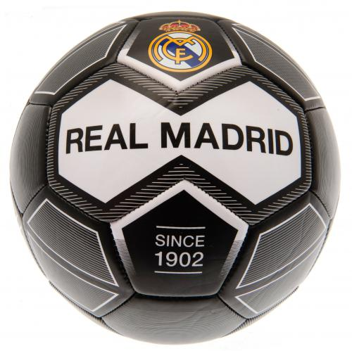 Real Madrid FC Football BW - Football Centrum