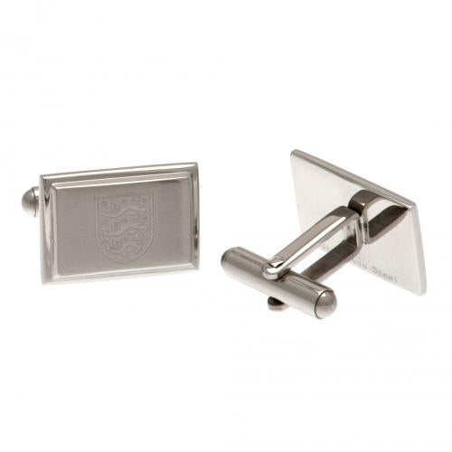 England FA Stainless Steel Cufflinks - Football Centrum
