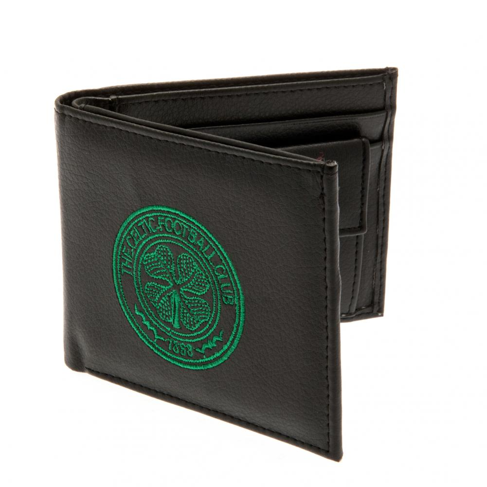 Celtic FC Embroidered Wallet - Football Centrum