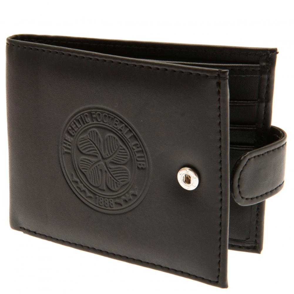Celtic FC rfid Anti Fraud Wallet - Football Centrum
