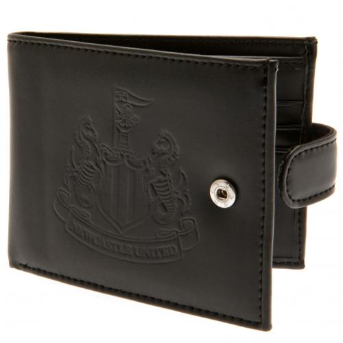 Newcastle United FC rfid Anti Fraud Wallet - Football Centrum