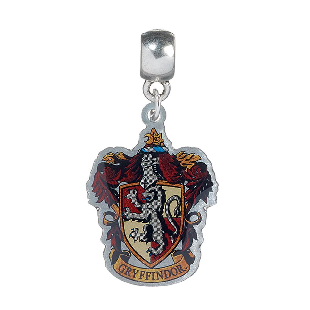 Harry Potter Silver Plated Charm Gryffindor - Football Centrum