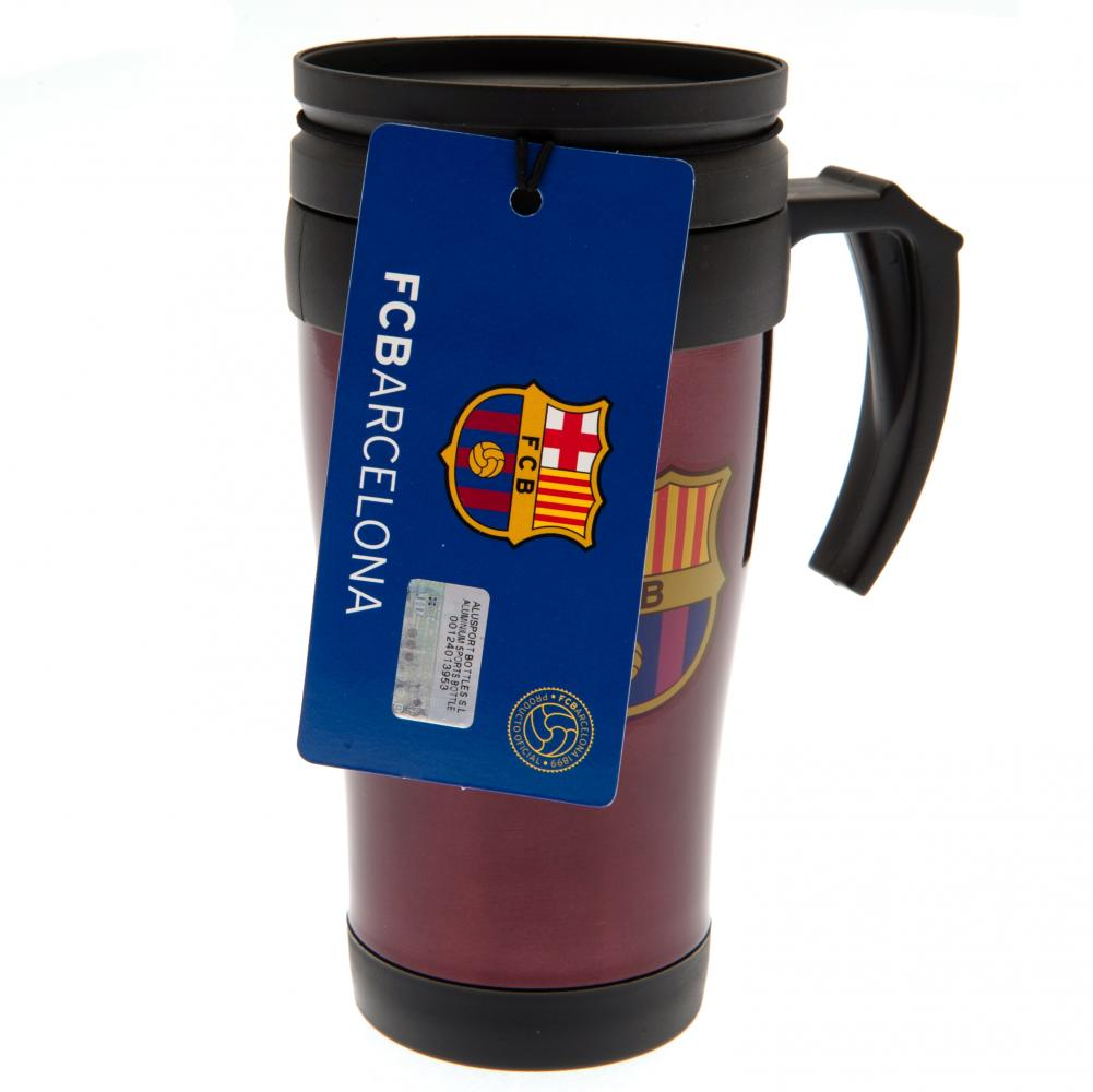 FC Barcelona Handled Travel Mug CL - Football Centrum