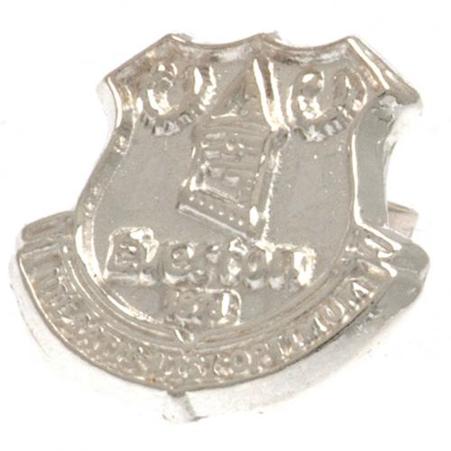 Everton FC Sterling Silver Stud Earring - Football Centrum