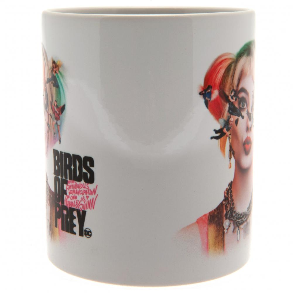 Birds Of Prey Mug Harley Quinn - Football Centrum