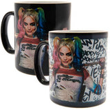 Suicide Squad Heat Changing Mug Harley Quinn - Football Centrum