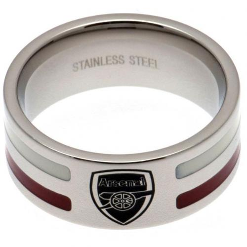 Arsenal FC Colour Stripe Ring Large - Football Centrum
