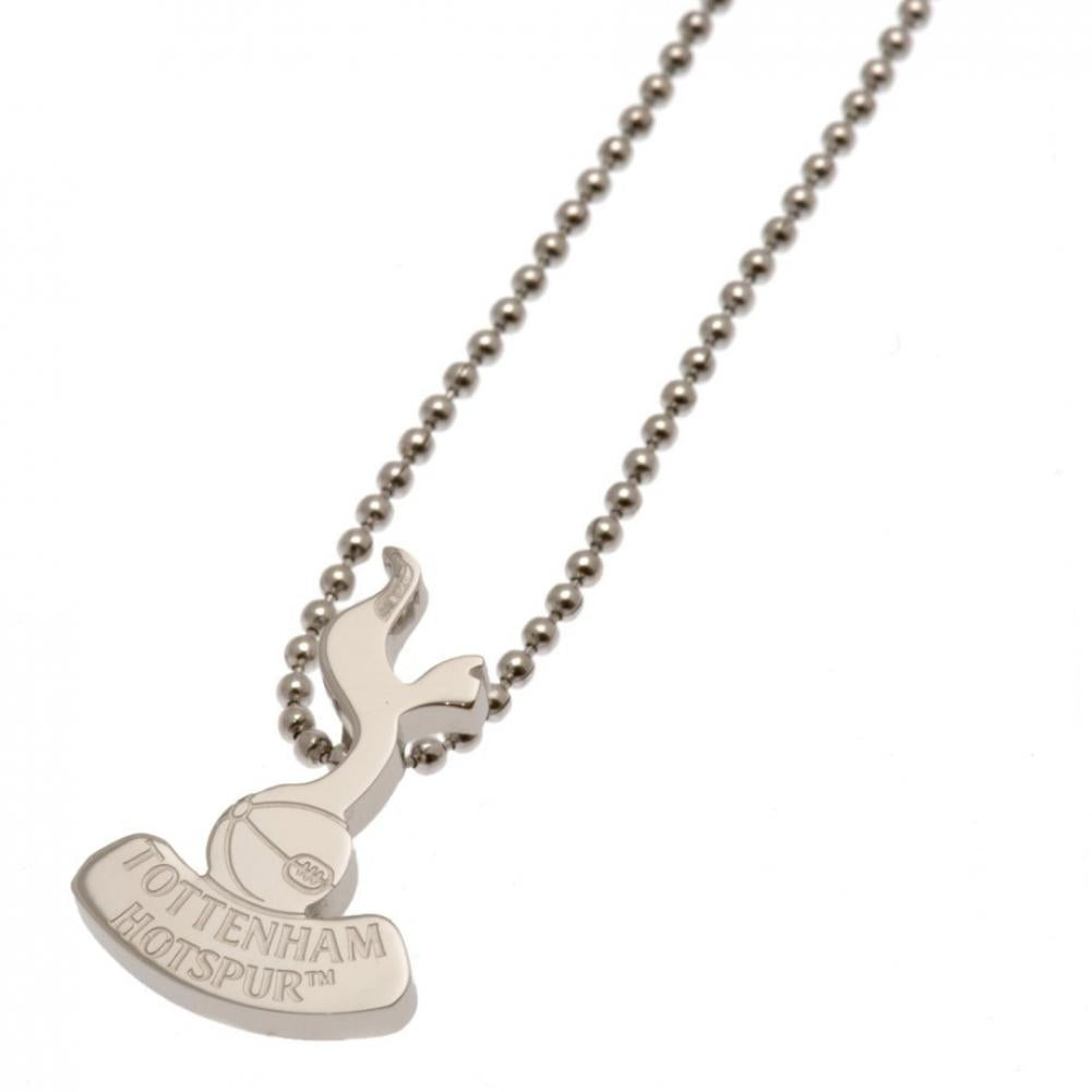 Tottenham Hotspur FC Stainless Steel Pendant & Chain - Football Centrum