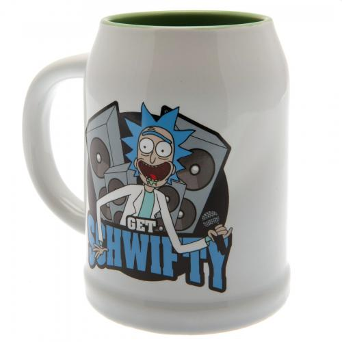 Rick And Morty Stein Mug - Football Centrum