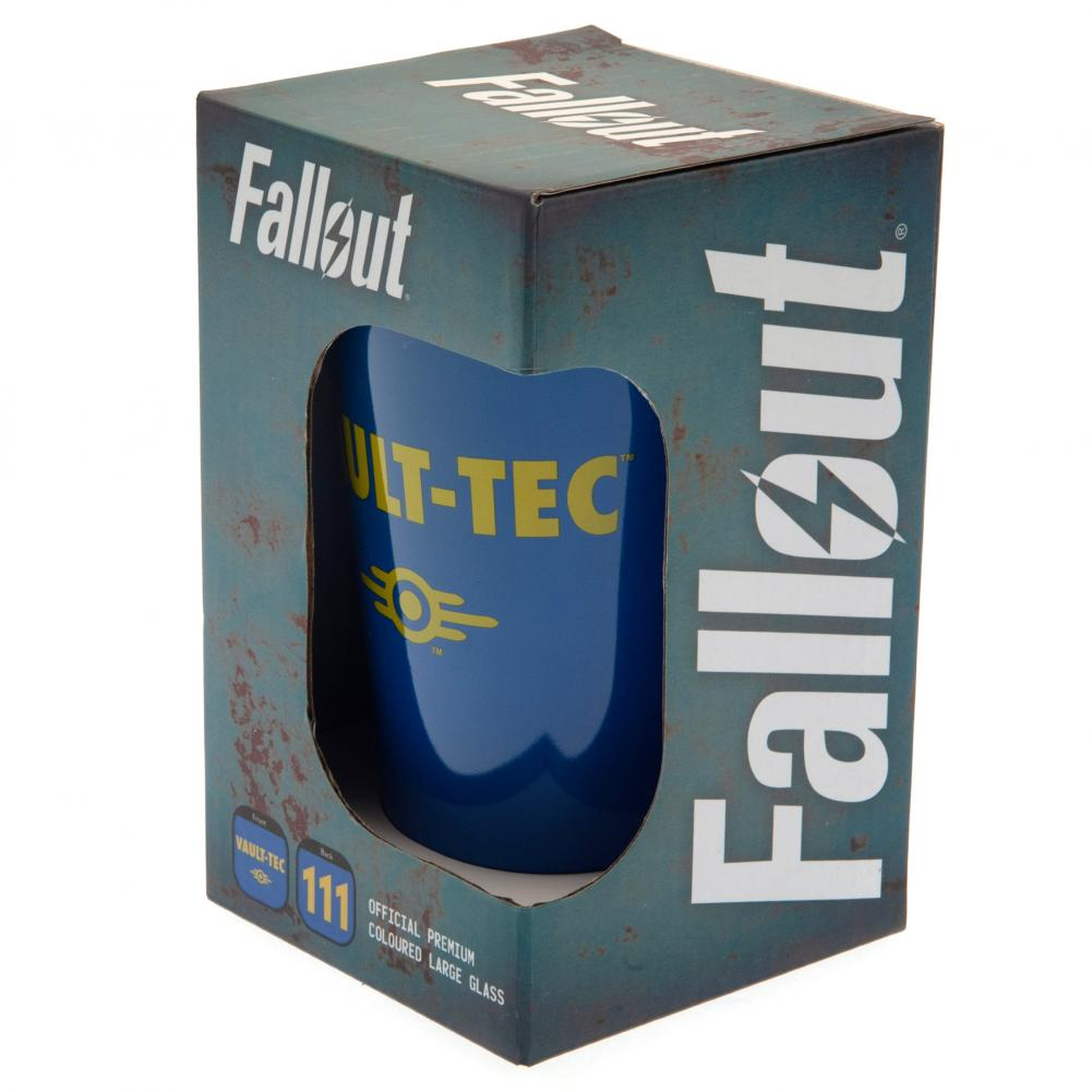 Fallout Premium Large Glass - Football Centrum