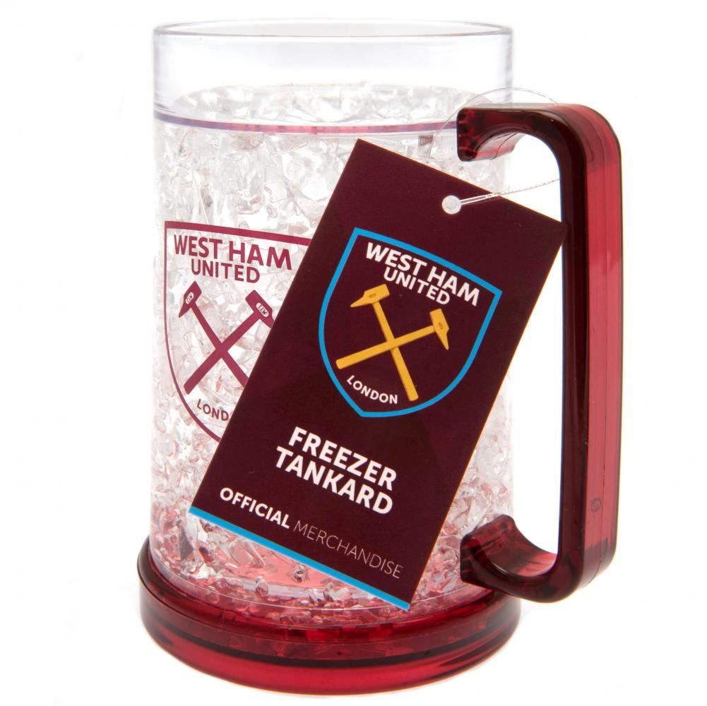 West Ham United FC Freezer Mug - Football Centrum