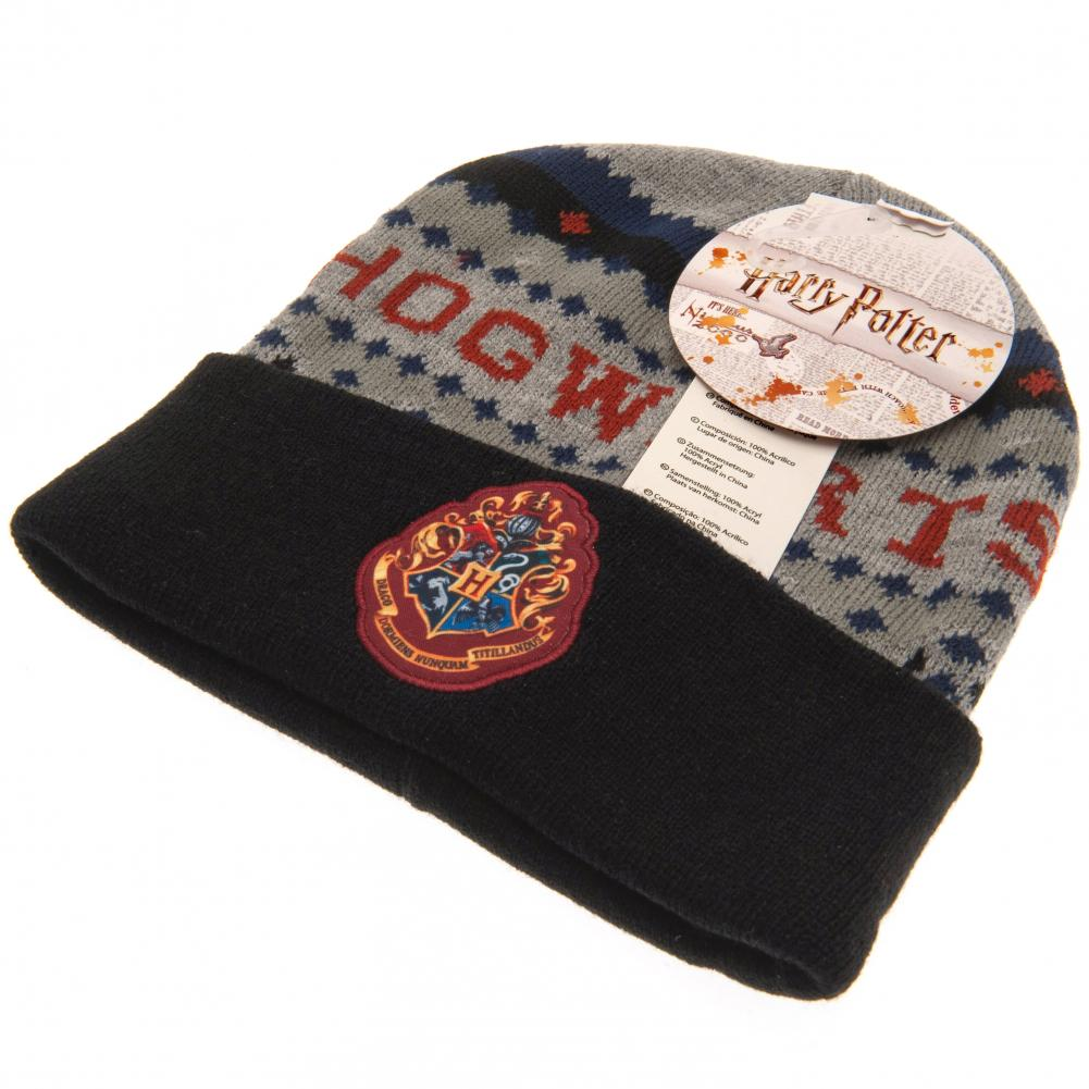 Harry Potter Knitted Hat Hogwarts BK - Football Centrum