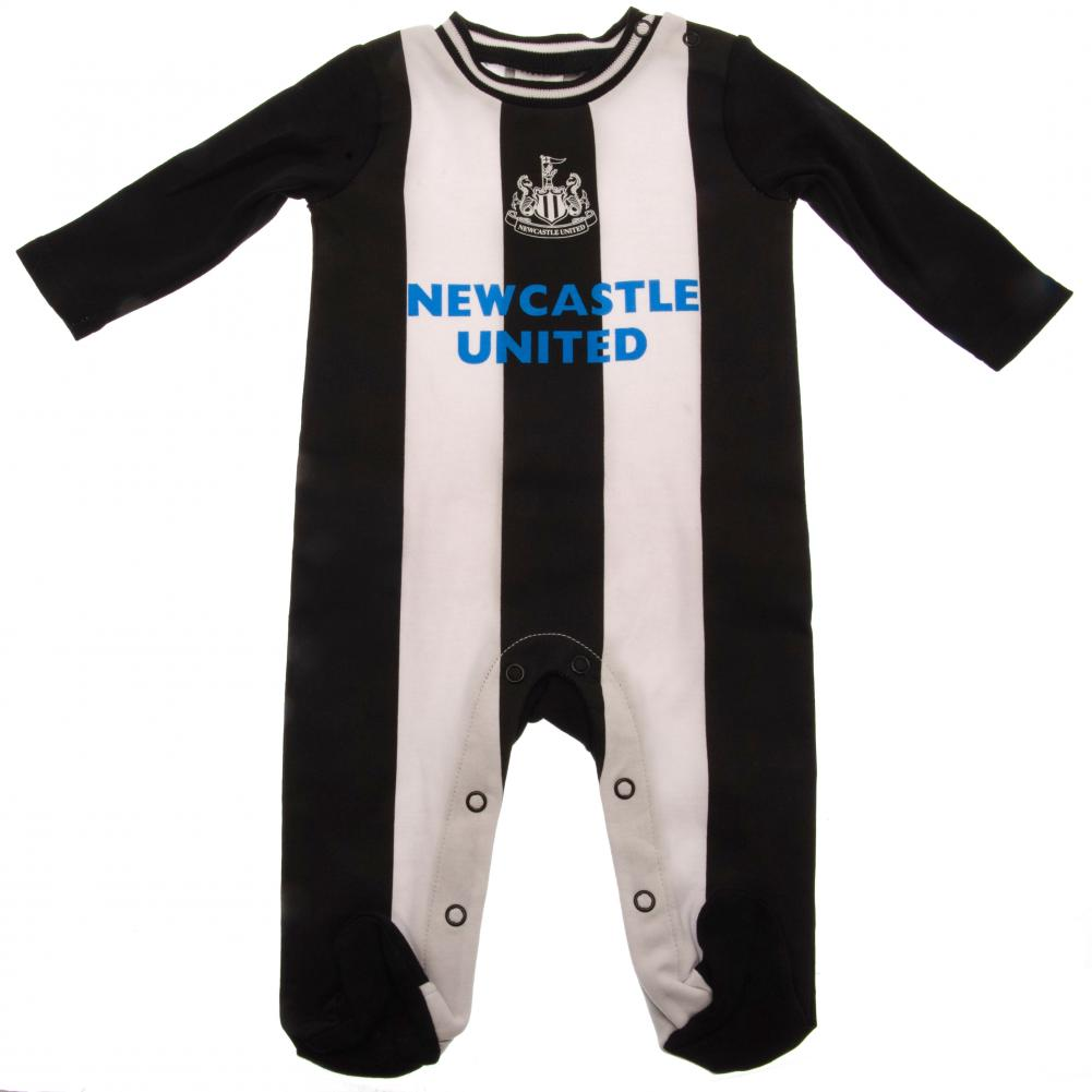 Newcastle United FC Sleepsuit 3/6 mths RT - Football Centrum
