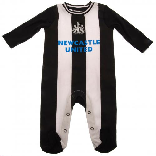 Newcastle United FC Sleepsuit 6/9 mths RT - Football Centrum