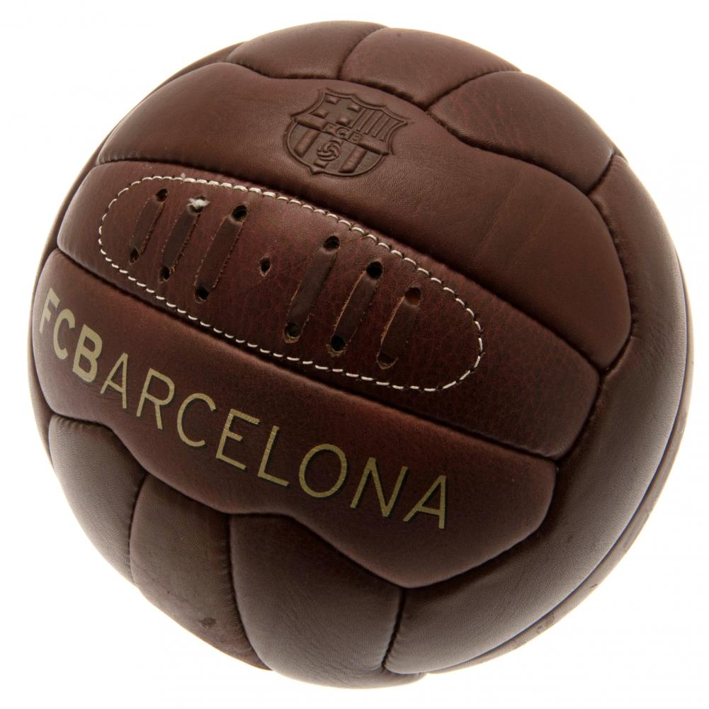 FC Barcelona Retro Heritage Football - Football Centrum