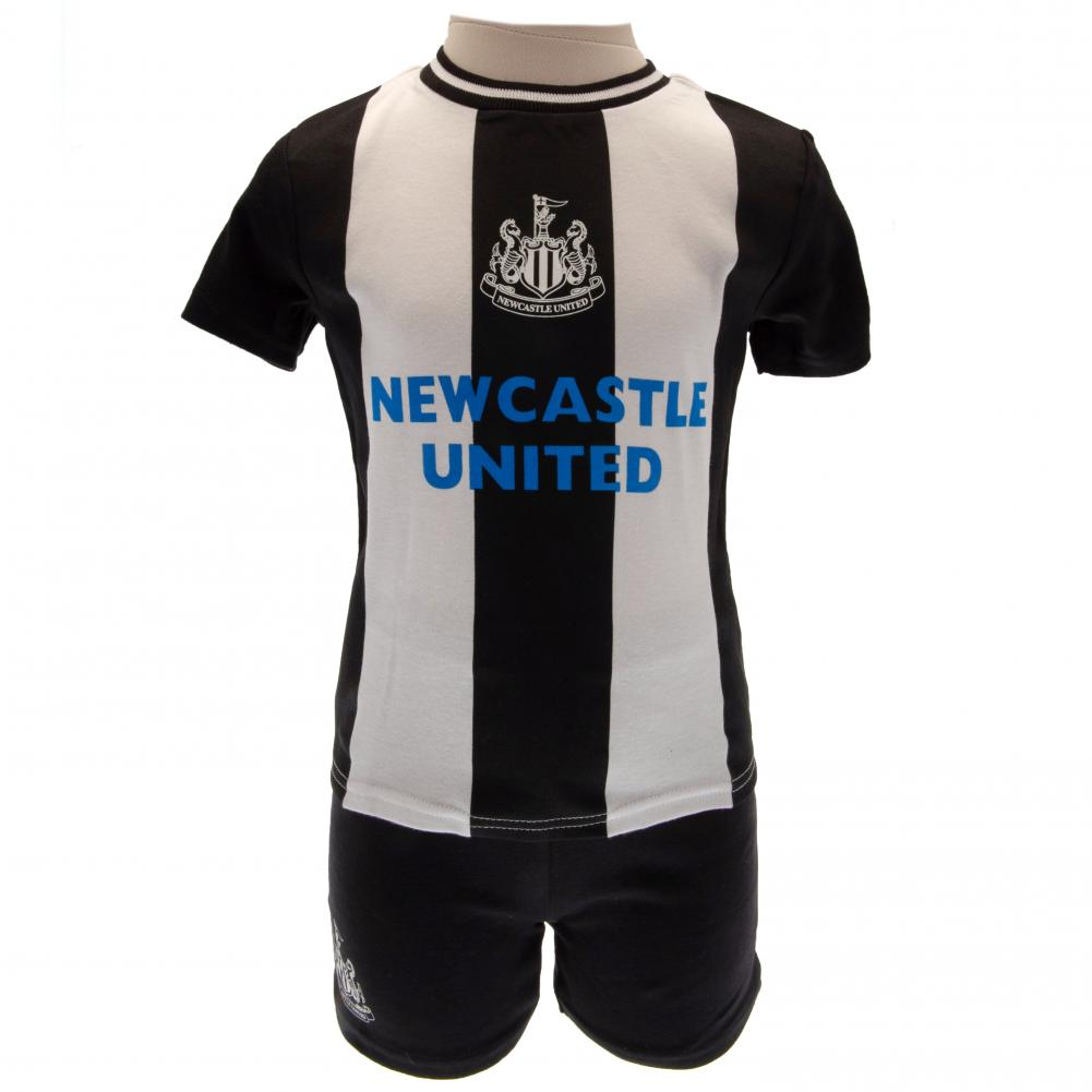 Newcastle United FC Shirt & Short Set 3/6 mths RT - Football Centrum