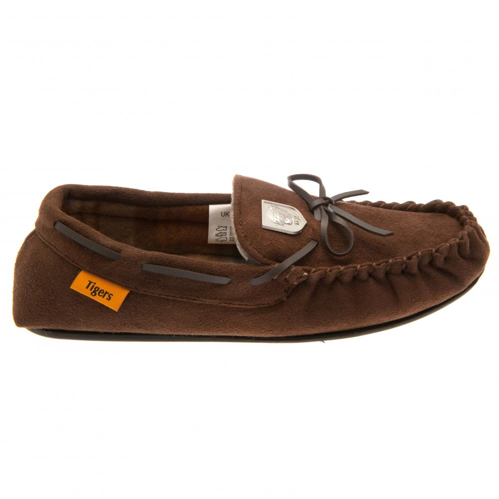 Hull City FC Mens Moccasins 7/8 BR - Football Centrum