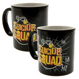 Suicide Squad Heat Changing Mug - Football Centrum