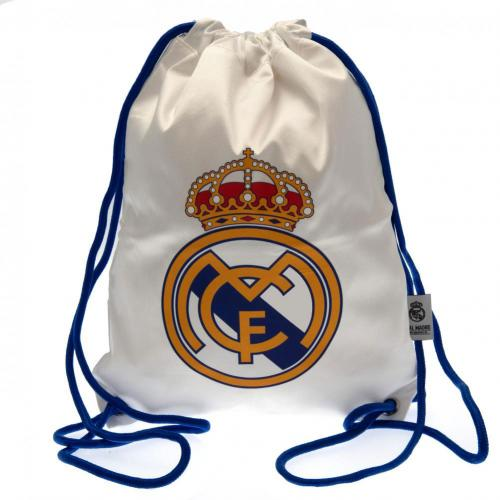 Real Madrid FC Gym Bag - Football Centrum