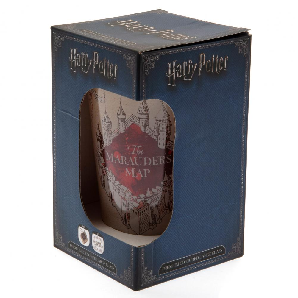 Harry Potter Premium Large Glass - Football Centrum