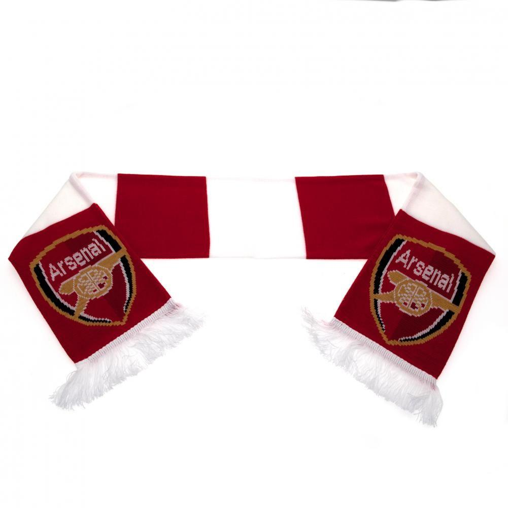 Arsenal FC Bar Scarf - Football Centrum
