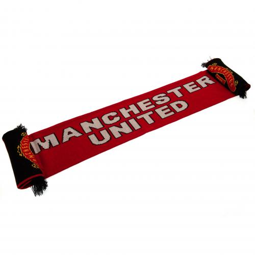 Manchester United FC Scarf ST - Football Centrum
