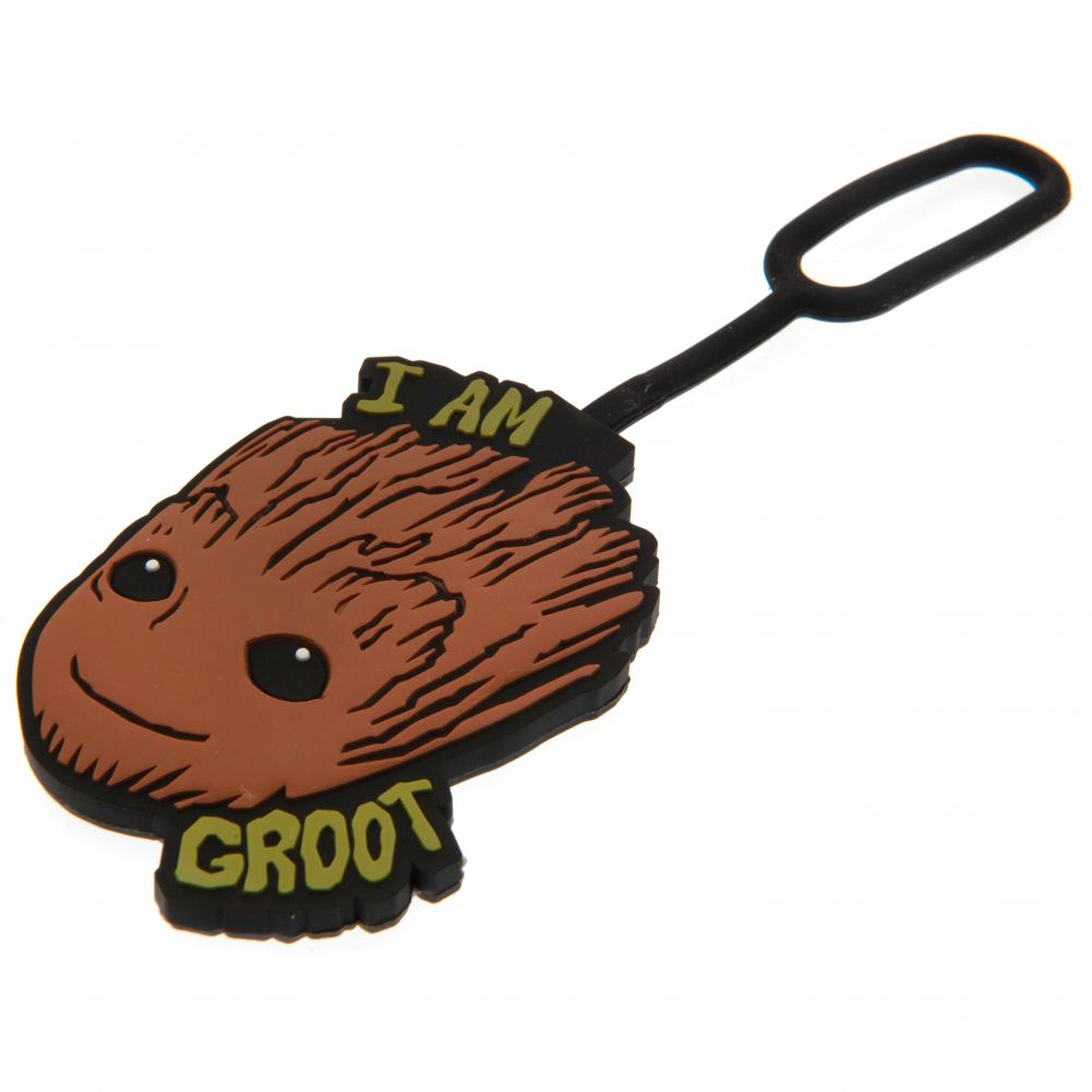 Guardians Of The Galaxy Luggage Tag Groot - Football Centrum